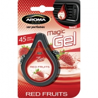 Ароматизатор Aroma Car Magic Gel 10g - RED FRUITS