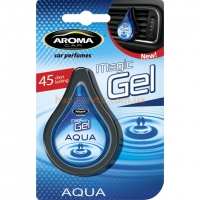 Ароматизатор Aroma Car Magic Gel 10g - AQUA