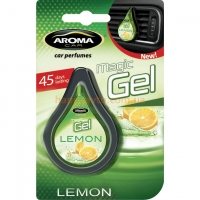 Ароматизатор Aroma Car Magic Gel 10g - LEMON