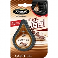 Ароматизатор Aroma Car Magic Gel 10g - COFFEE