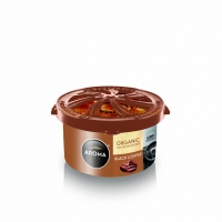 Ароматизатор Aroma Car Organic 40g - BLACK COFFEE