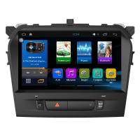 Штатная магнитола Sound Box ST-4430 для Suzuki Vitara S (Android 4.4.4)