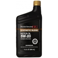 HONDA Genuie SYNTHETIC BLEND 5W-20 1qt