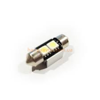 Festoon Bulb  2LED canbus 31мм