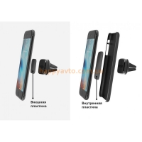Автокрепление для смартфона iOttie HLTRIO110 iTap Magnetic Mounting and Charging Travel Kit