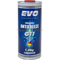 Антифриз ANTIFREEZE EVO G11 Concentrate (Blue) - синий 1,5kg