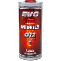 Антифриз ANTIFREEZE EVO G12 Concentrate (Red) - красный 1,5kg