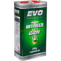 Антифриз ANTIFREEZE EVO GRN Concentrate (Green) - зелений 5kg