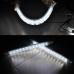 Гибкие ходовые огни на 12 линзовых ламп