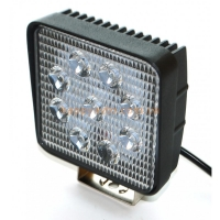 LED фара AllLight 06T-27W 9chip EPISTAR 9-30V