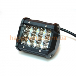 LED фара AllLight G-36W 12chip CREE 9-30V