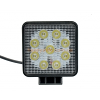 LED фара CYCLONE WL-D1 27W EP9 SP SW