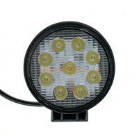 LED фара CYCLONE WL-202 27W EP9 SP SW