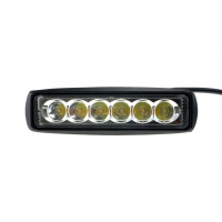 LED фара CYCLONE WL-302 18W EP6 SP SW