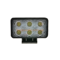 LED фара CYCLONE WL-305 18W EP6 SP SW