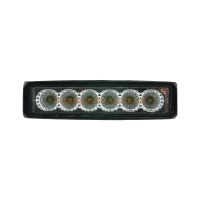 LED фара CYCLONE WL-308 SLIM 18W EP6 SP