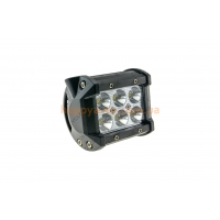LED фара CYCLONE WL-410 18W EP6 SP KV