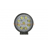 LED фара CYCLONE WL-D2 27W EP9 SP SW