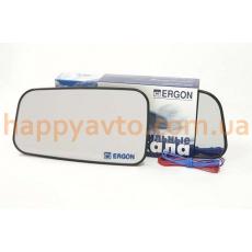 Комплект зеркал с подогревом ERGON ВАЗ 2110/2112 (пара)