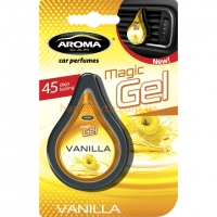 Ароматизатор Aroma Car Magic Gel 10g - VANILLA