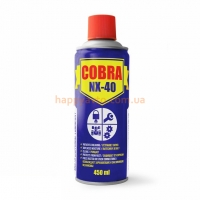 NOWAX NX45400 MULTIFUNCTIONAL LUBRICANT COBRA NX-40 450ml
