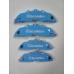 Накладки на суппорта Brembo (Голубые)